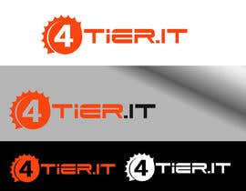 #104 for Design a Logo for 4 Tier IT by texture605