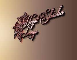 victordanis tarafından I need a logo for my oriental luxury shisa lounge . the name is    Hayat için no 63