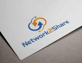 nº 139 pour Design a Logo for Network2Share (cloud software product) par rashedhannan