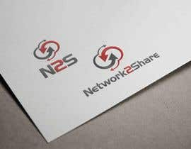 rashedhannan tarafından Design a Logo for Network2Share (cloud software product) için no 364