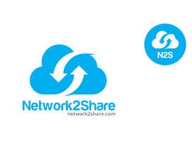 alexisbigcas11 tarafından Design a Logo for Network2Share (cloud software product) için no 286