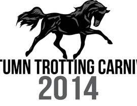 nº 39 pour Design a Logo for our Autumn Trotting Carnival par aravindmani28