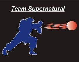 #2 for Create a Hadouken Image for TEAM SUPERNATURAL by zainkarbalai9