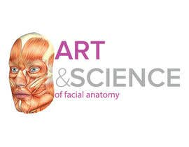 darkoosk tarafından LOGO for Face Anatomy Cross Section course (part of Aesthetic Medicine Congress) için no 169