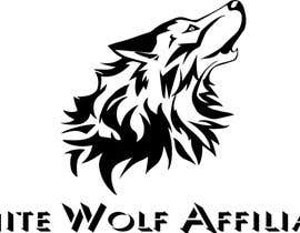 nº 17 pour Design a Logo for White wolf affiliates par thilakshap