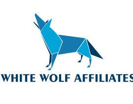 nº 9 pour Design a Logo for White wolf affiliates par CAMPION1