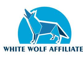 nº 10 pour Design a Logo for White wolf affiliates par CAMPION1
