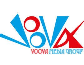 #13 untuk Design a Logo for Voova Media Group oleh Helisaie