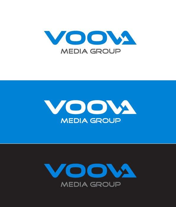 Kilpailutyö #122 kilpailussa Design a Logo for Voova Media Group
