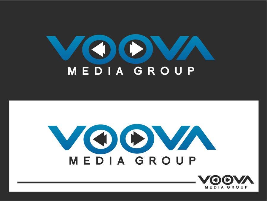 Kilpailutyö #75 kilpailussa Design a Logo for Voova Media Group