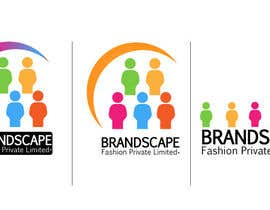 #4 for Design a Logo for Corporate Identity for BRANDSCAPE FASHION PRIVATE LIMITED by Ahmedmasrway