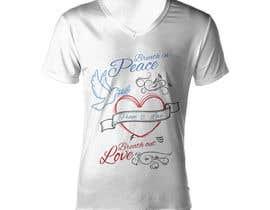 Nro 13 kilpailuun Design a T-Shirt for Leukemia & Lymphoma Society käyttäjältä lauraburdea
