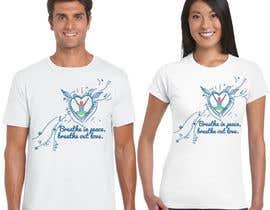 Nro 20 kilpailuun Design a T-Shirt for Leukemia & Lymphoma Society käyttäjältä Christina850