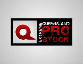 #34 untuk Design a Logo for Queensland Extreme Pro Stock oleh robertsdimants