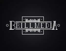 GraphicsBySP tarafından Logo needed for Brill Media - new audio, video & broadcast marketing company için no 6