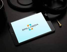 artwaves tarafından Logo needed for Brill Media - new audio, video & broadcast marketing company için no 12