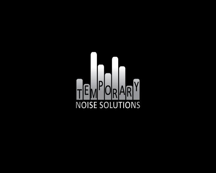 Proposition n°67 du concours Design a Logo for Temporary Noise Solutions