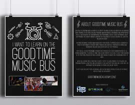 amberliebenow tarafından Basic Flyer for a music school #1 - EASY BRIEF! için no 1