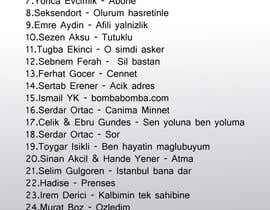 #3 for En iyi 30 Türkce şarkılar by NeriDesign