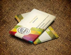 #49 para HoneyFarm business card and stationary por IllusionG