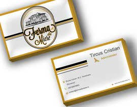 #59 untuk HoneyFarm business card and stationary oleh thezombiecarrot