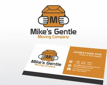 #46 for Design a Logo for Moving Company by tedi1