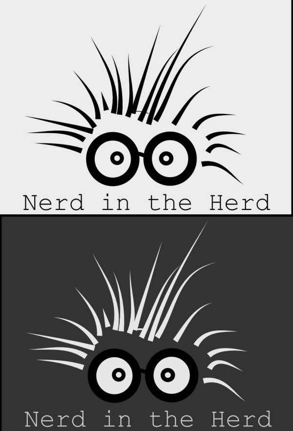 Contest Entry #                                        51                                      for                                         Logo Design for NerdintheHerd
