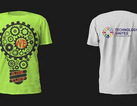 hey24sheep tarafından Design a T-Shirt for Non-Profit için no 65