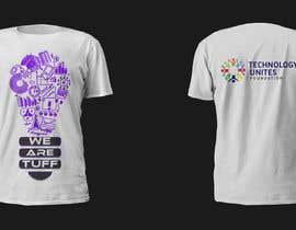 hey24sheep tarafından Design a T-Shirt for Non-Profit için no 70
