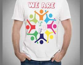 hirazaryaab tarafından Design a T-Shirt for Non-Profit için no 75