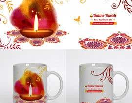 Nro 19 kilpailuun Create two mug designs käyttäjältä satishvik2020