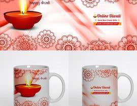 Nro 20 kilpailuun Create two mug designs käyttäjältä satishvik2020
