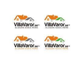 nº 104 pour Logotype for villa/house related website par B0net