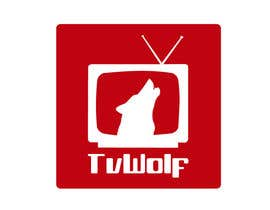 #6 for Design a Logo for TvWolf Mobile App af adelaidejesus