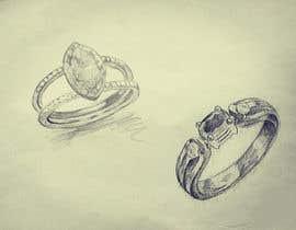 Eugenya tarafından Fine Jewelry Design Contest için no 8