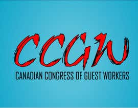 #20 for CCGW Canadian Congress of Guest Workers by MahbubMithu