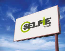 #529 for Design a Logo for New Shop called Selfie Food Store (new concept) af HQluhri8HQ