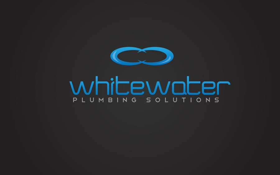 #1 for Design a Logo for White Water Plumbing by tysonmintdesigns