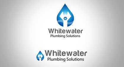 #4 for Design a Logo for White Water Plumbing by manish997
