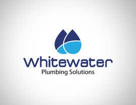 nº 6 pour Design a Logo for White Water Plumbing par manish997