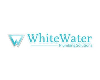 #76 for Design a Logo for White Water Plumbing by codefive