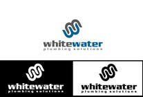 Contest Entry #24 for Design a Logo for White Water Plumbing