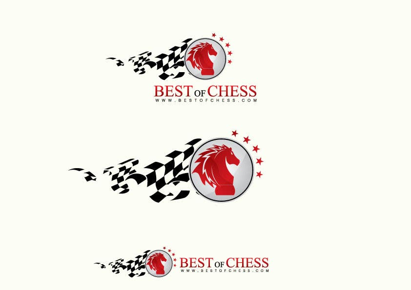 #150 for Design a Logo for a Chess website by GeorgeOrf