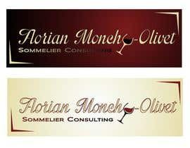 #34 for Design a logo for wine consultant by tinaszerencses