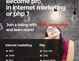 Nro 8 kilpailuun Design a web brochure käyttäjältä chaitanyababu207