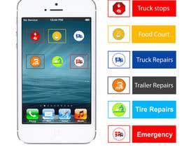 Nro 7 kilpailuun Design some Icons for our app käyttäjältä harjeet966