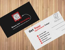 #20 for Hairdressing business cards and promo material af AmolSS