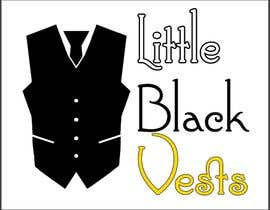 #10 for Logo for Little Black Vests by CosminIonut1996