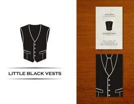 Nro 23 kilpailuun Logo for Little Black Vests käyttäjältä Lexik
