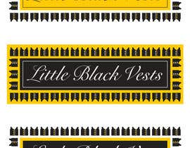 #22 untuk Logo for Little Black Vests oleh mrslaurencurry